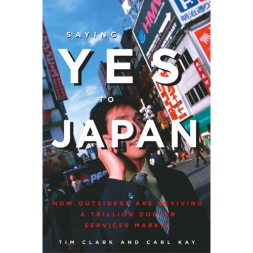 "ImaHima mentioned in Carl Kay's ""Saying Yes to Japan"" (November 3, 2005)"