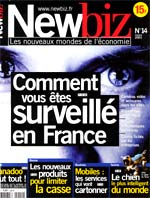 ImaHima in Newbiz (French) (October 2001)